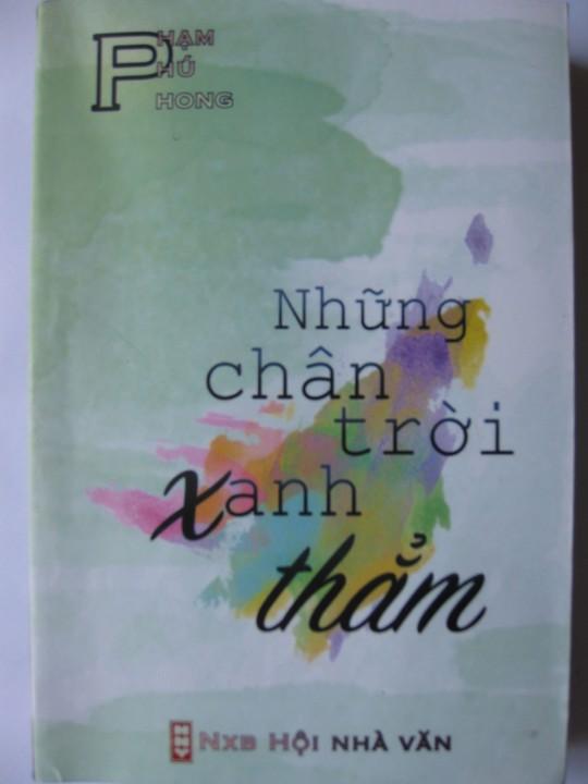 Phạm Phú Phong đồng hành với văn học - Ảnh 1.