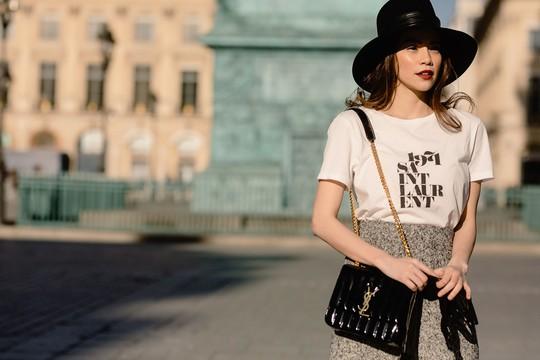 Hồ Ngọc Hà gợi cảm giữa Paris fashion week - Ảnh 6.