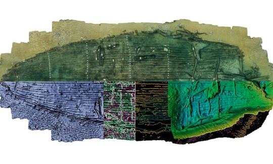 Khai quật tàu cổ ngủ quên 2.500 năm dưới đáy sông Nile - Ảnh 3.