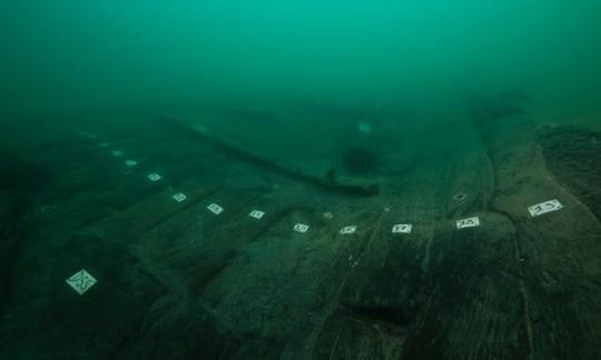 Khai quật tàu cổ ngủ quên 2.500 năm dưới đáy sông Nile - Ảnh 2.