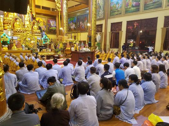 Trụ trì chùa Ba Vàng: Chùa chúng ta lớn vì vậy có những kẻ ghen ghét, đố kỵ - Ảnh 3.