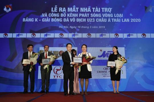 Sun World góp phần mang các trận đấu vòng loại U23 châu Á Thái Lan 2020 đến khán giả truyền hình - Ảnh 1.