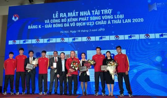 MB tài trợ các trận đấu Vòng loại Giải bóng đá vô địch U23 châu Á 2020 - Ảnh 2.