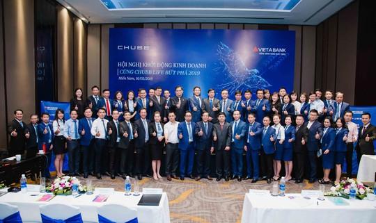 Chubb Life Việt Nam và VietABank tổ chức Hội nghị Kinh doanh năm 2019 - Ảnh 1.