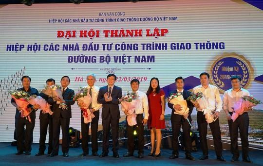 Thành lập Hiệp hội các nhà đầu tư công trình giao thông đường bộ Việt Nam
