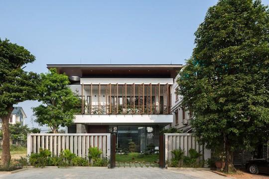 Ngôi nhà Việt Trì hứng nắng xuyên suốt 40 mét - Ảnh 11.