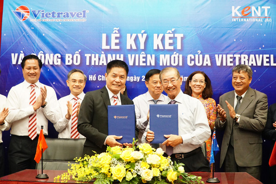Vietravel công bố thành viên mới về lĩnh vực giáo dục - Ảnh 1.