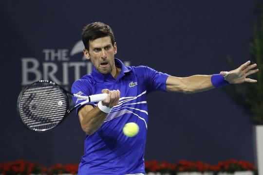 Djokovic thắng trận ra quân, bắt đầu chinh phục danh hiệu thứ 7 Miami Open - Ảnh 3.