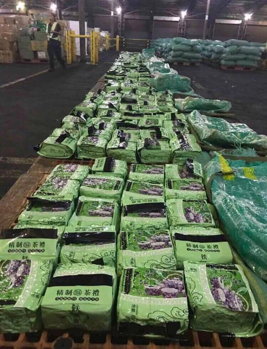 Bộ Công an phối hợp với cảnh sát Philippines chặt đứt đường dây ma tuý đá khủng - Ảnh 1.