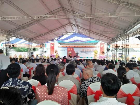 Quê hương Thủ tướng Nguyễn Xuân Phúc đạt chuẩn nông thôn mới - Ảnh 3.