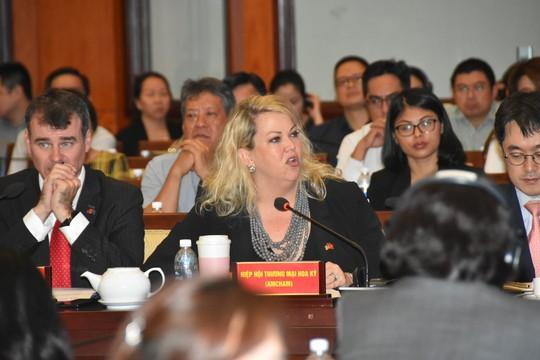 TP HCM kêu gọi doanh nghiệp FDI tham gia vào các dự án lớn