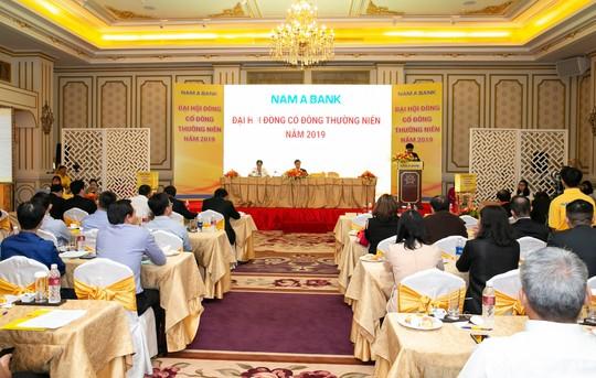 Nam A Bank sắp lên sàn, chia cổ tức 16% bằng cổ phiếu - Ảnh 1.