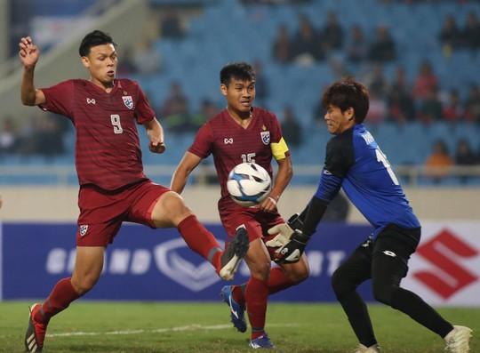 Đồng đội Xuân Trường ghi hat-trick, U23 Thái Lan thắng đậm Brunei - Ảnh 2.