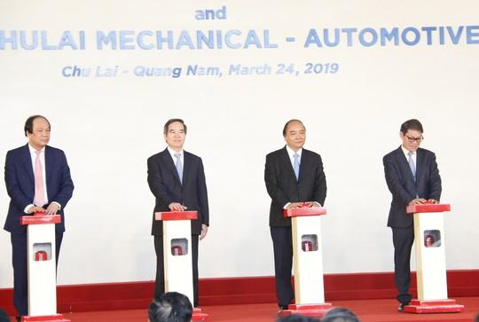 Thủ tướng dự khởi công khu công nghiệp 8.118 tỉ đồng ở Quảng Nam - Ảnh 4.