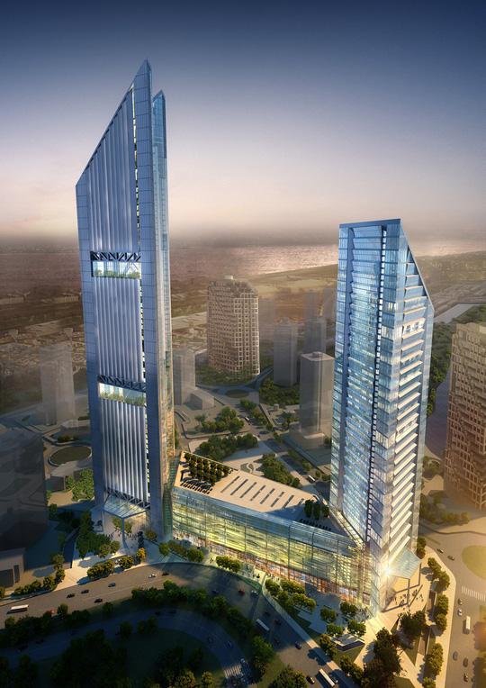 VietinBank tích cực thực hiện tái cơ cấu tòa nhà Ciputra - Ảnh 1.