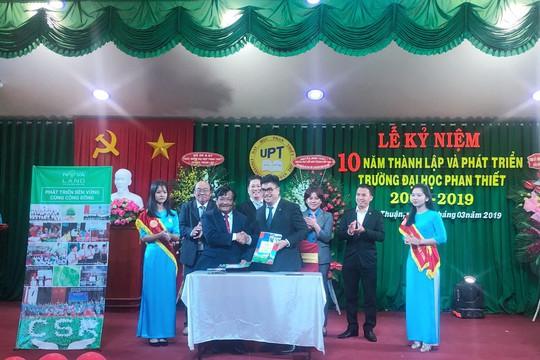 Bình Thuận: Novaland song hành cùng giáo dục và đào tạo - Ảnh 1.
