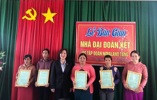 Bình Thuận: Novaland song hành cùng giáo dục và đào tạo - Ảnh 4.