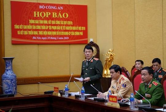 Bộ Công an lên tiếng về vụ thỉnh vong báo oán tại chùa Ba Vàng - Ảnh 1.