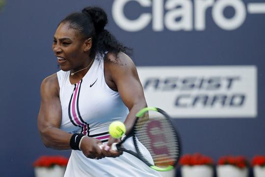 Serena Williams chấn thương đầu gối, rút lui khỏi Miami Open - Ảnh 1.