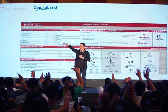 CapitaLand khởi động chuỗi hoạt động kỷ niệm 25 năm tại Việt Nam với hội thảo Phong thủy và Chiêm tinh học 2019 - Ảnh 2.
