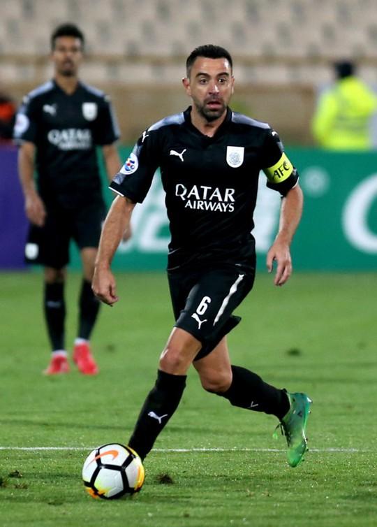 Xavi bị CLB chủ quản cấm tham dự trận đấu xứ Catalonia với Venezuela - Ảnh 1.