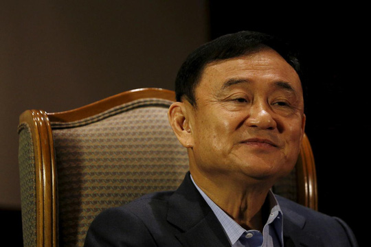 """Cựu thủ tướng Thaksin: Có """"gian lận"""" trong bầu cử Thái Lan - ảnh 1"""