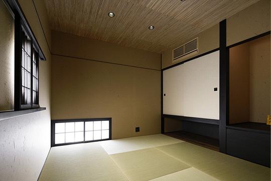 Xoay 45 độ tránh nắng, căn nhà kiểu Nhật được khen hết lời - Ảnh 12.