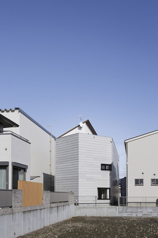 Xoay 45 độ tránh nắng, căn nhà kiểu Nhật được khen hết lời - Ảnh 18.