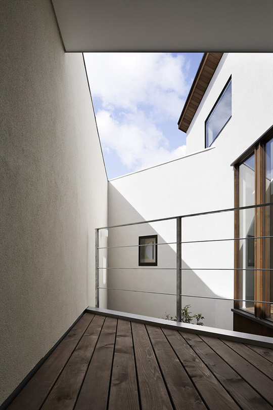 Xoay 45 độ tránh nắng, căn nhà kiểu Nhật được khen hết lời - Ảnh 19.