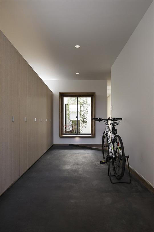 Xoay 45 độ tránh nắng, căn nhà kiểu Nhật được khen hết lời - Ảnh 5.