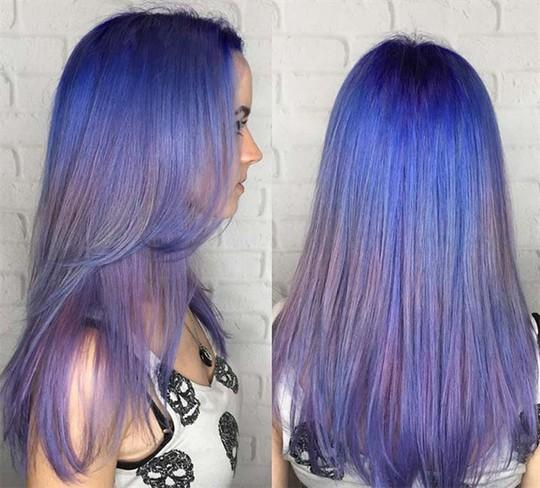 10 xu hướng màu tóc nhuộm cho năm 2019 - Ảnh 9.