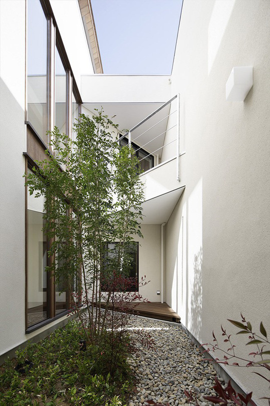 Xoay 45 độ tránh nắng, căn nhà kiểu Nhật được khen hết lời - Ảnh 10.