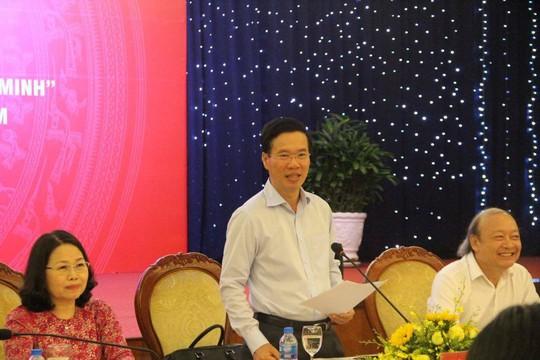 Ban Tuyên giáo Trung ương họp với các Tỉnh ủy, Thành ủy phía Nam - Ảnh 2.