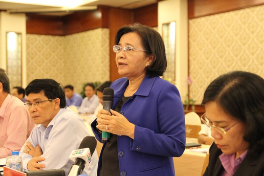 Ban Tuyên giáo Trung ương họp với các Tỉnh ủy, Thành ủy phía Nam - Ảnh 3.