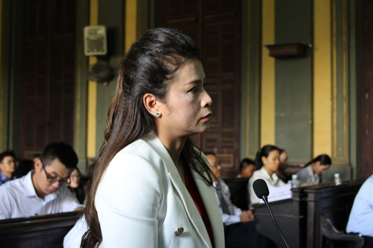 Ba Le Hoang Diep Thao va ong Dang Le Nguyen Vu khang cao ban an ly hon