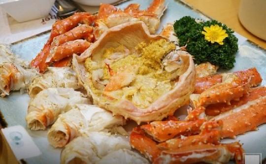 Khám phá món cua tuyết, đặc sản mùa xuân của Hàn Quốc - Ảnh 1.