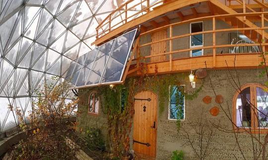 Căn nhà giúp gia chủ thảnh thơi tận hưởng cuộc sống ở Bắc Cực - Ảnh 2.