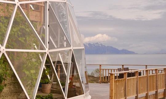 Căn nhà giúp gia chủ thảnh thơi tận hưởng cuộc sống ở Bắc Cực - Ảnh 3.