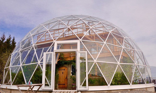 Căn nhà giúp gia chủ thảnh thơi tận hưởng cuộc sống ở Bắc Cực - Ảnh 6.