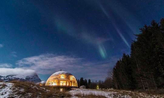 Căn nhà giúp gia chủ thảnh thơi tận hưởng cuộc sống ở Bắc Cực - Ảnh 7.