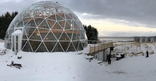 Căn nhà giúp gia chủ thảnh thơi tận hưởng cuộc sống ở Bắc Cực - Ảnh 1.
