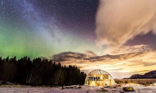Căn nhà giúp gia chủ thảnh thơi tận hưởng cuộc sống ở Bắc Cực - Ảnh 8.