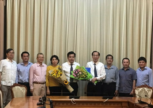 TP HCM: Sở Kế hoạch và Đầu tư có nhân sự lãnh đạo mới - Ảnh 1.