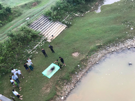 Phát hiện thi thể nữ sinh lớp 8 nổi trên sông Hiếu - Ảnh 1.