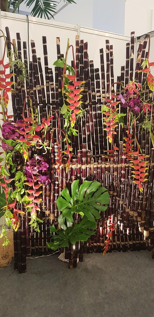 Forever Green Resort cùng góp thông điệp tại Triển lãm hoa quốc tế Việt Nam - Ảnh 1.