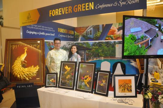 Forever Green Resort cùng góp thông điệp tại Triển lãm hoa quốc tế Việt Nam - Ảnh 2.