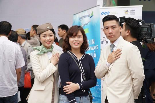 Xếp hàng săn vé máy bay và combo du lịch trọn gói của Bamboo Airways - Ảnh 7.