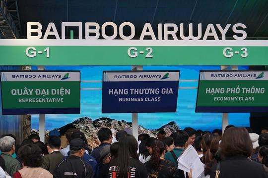 Xếp hàng săn vé máy bay và combo du lịch trọn gói của Bamboo Airways - Ảnh 8.