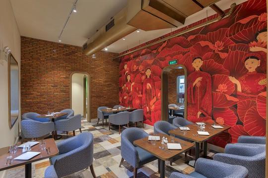 Café Central Villa Pasteur: Trải nghiệm ẩm thực hoàn toàn mới - Ảnh 1.