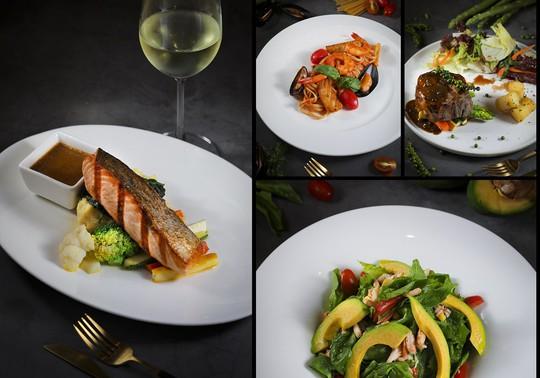 Café Central Villa Pasteur: Trải nghiệm ẩm thực hoàn toàn mới - Ảnh 2.